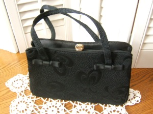 Grandma's Little Black Purse