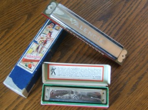Old Harmonicas