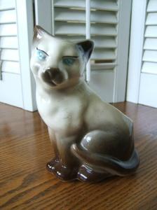 Siamese Cat Planter